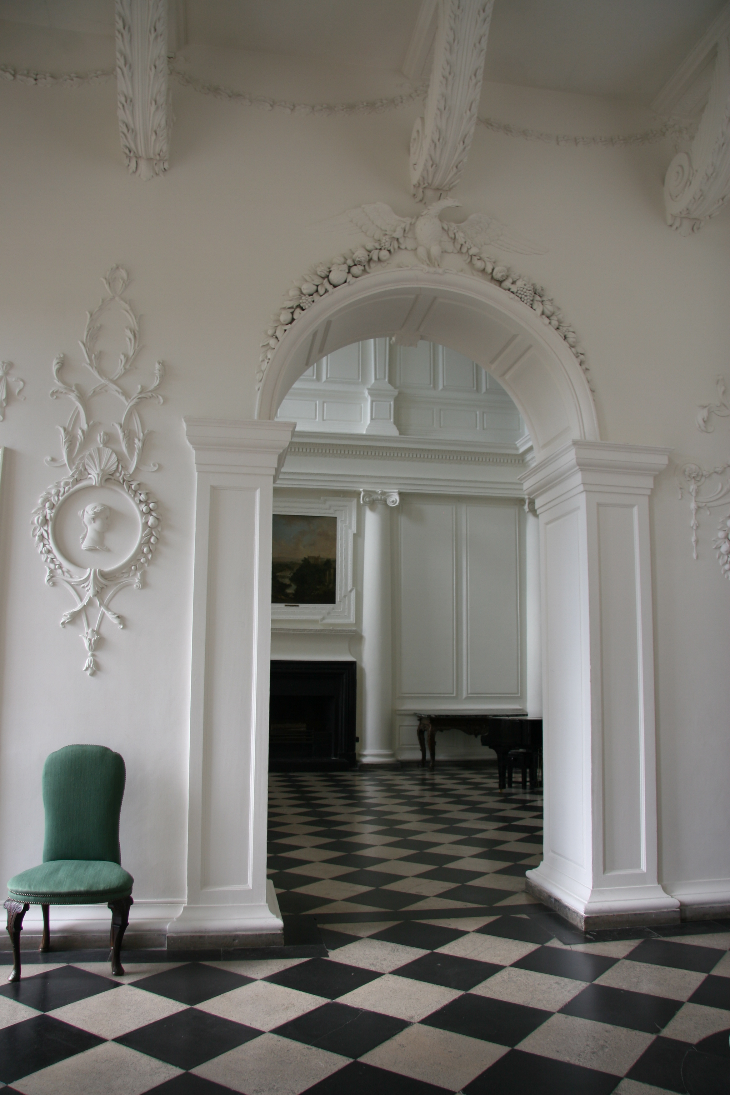 A man s home is his castle wanderlustful for House interior arch design