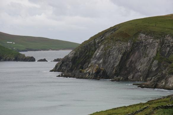 Western tip of Dunmore Head.