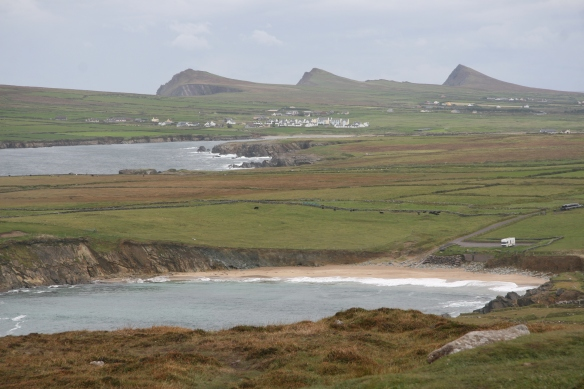 I believe this is Dún an Óir village.