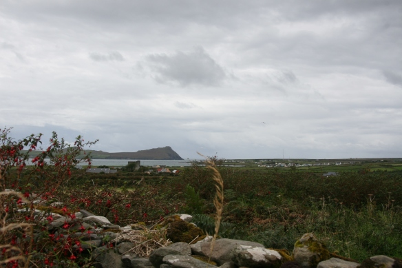 The other side of Sybil Head and Smerwick Harbor, taken near Gallarus.