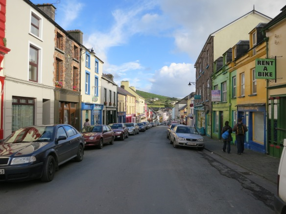 Main Street, Dingle. (Margaret's photo.)