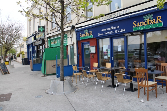 The Sandbar Trattoria, Clontarf Village, Ireland