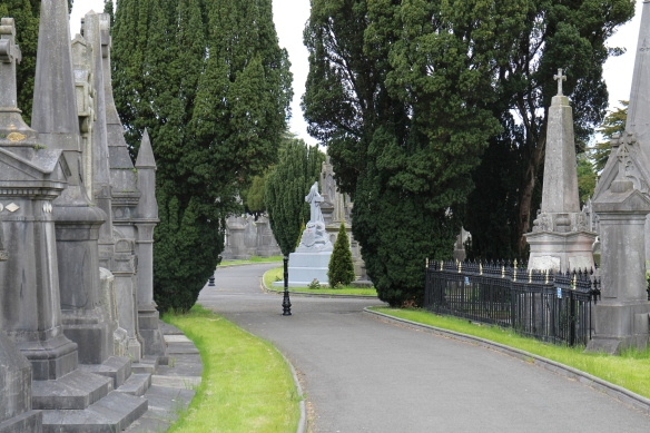 Glasnevin Cemetery, May 2013.