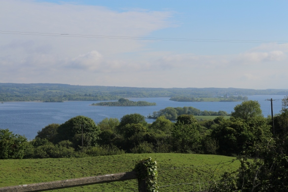 Lough Derg from the R352. It's lovely.