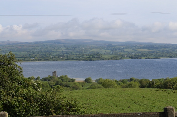 Lough Derg. It was a beautiful day.