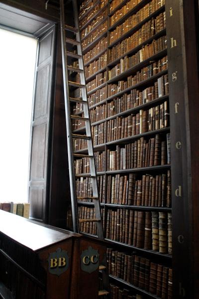 Long Library, Trinity.