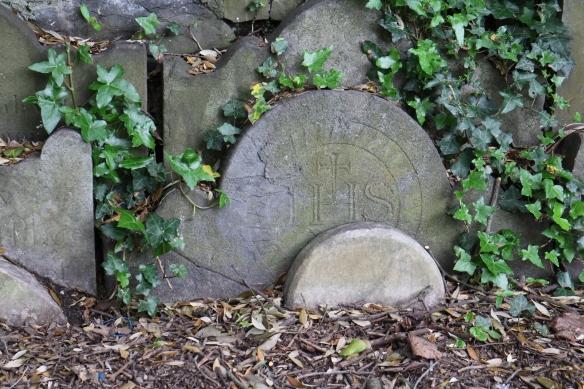 More of the forgotten gravestones.