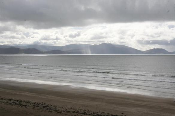 The strand at Inch, Co. Kerry