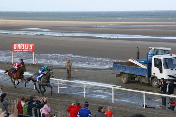 At the Laytown Races, 2012