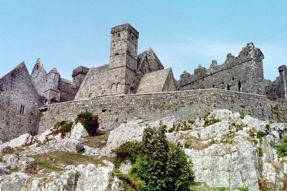 The Rock of Cashel, 2003. It's really something.