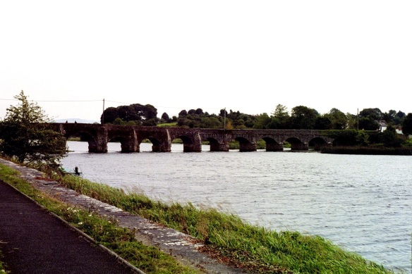 This actually is O'Brien's Bridge—built in 1506.