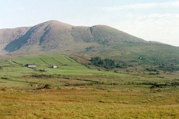 This was taken just past Sneem, 2003.