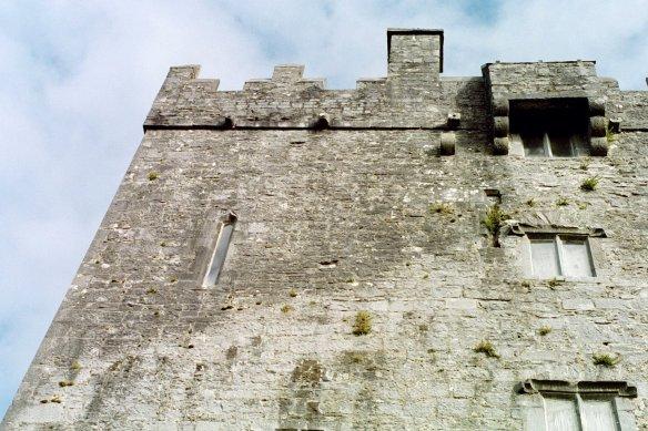 It's a good six storeys tall!