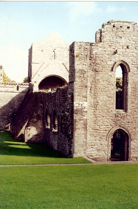 Boyle Abbey, 2003.