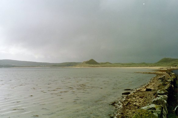 On the Inishowen Peninsula, 2003.