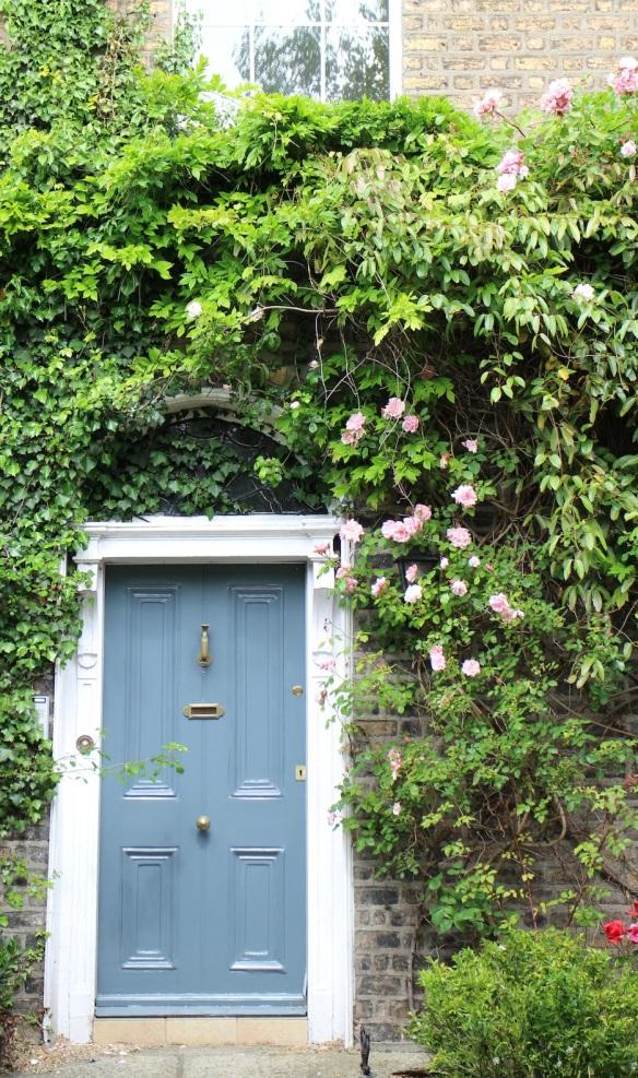 Another irresistible Dublin door.