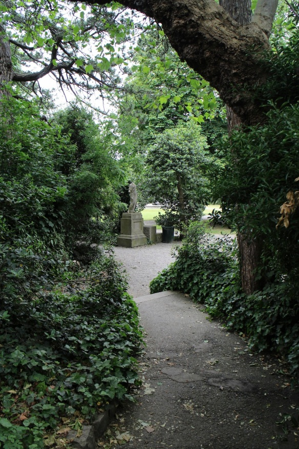 If you are lucky enough to locate a door to the Iveagh Gardens, you should definitely go in.