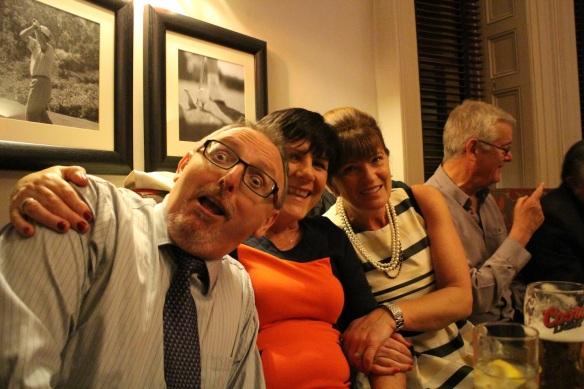 Gerry, Ann, Carol, Fran.