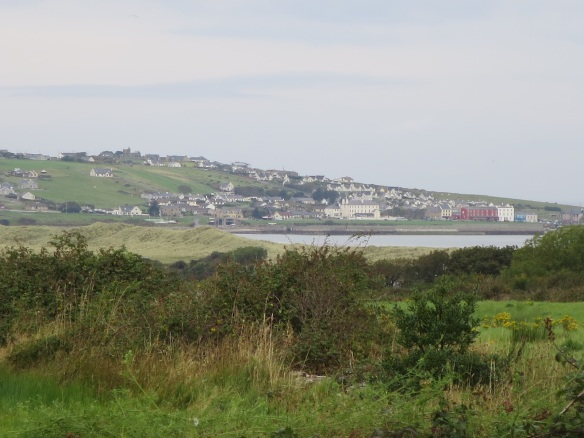 You can even see the little community of Mullaghmore from the Creevykeel site.
