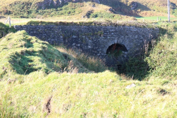 A very old culvert.
