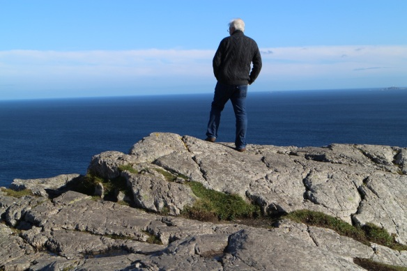 John at Malin Head.