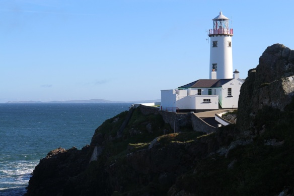 The lighthouse at Fanad Head.