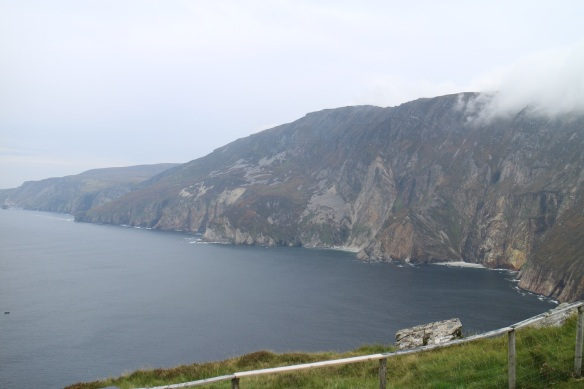 Slieve League, October 2015. It's magnificent.