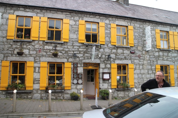 The Old Barracks Pantry & Bakery in Athenry.