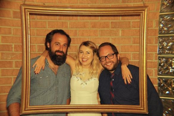 Cameron, Alli, Jesse.