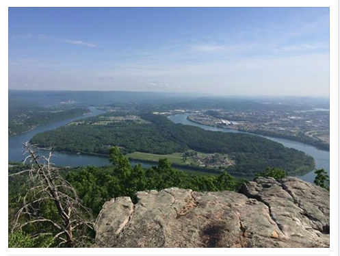 Taken from Lookout Mountain by Michelle Ule.