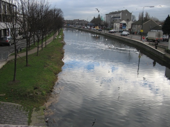 The Grand Canal, Harolds Cross, Dublin, 2006.