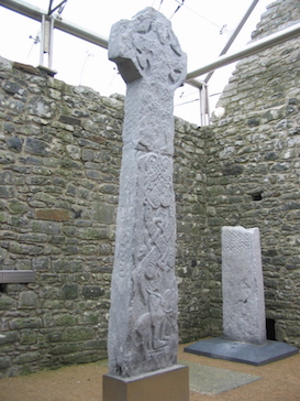 The Doorty Cross, west face.
